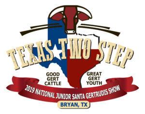 Junior Santa Gertrudis Show logo