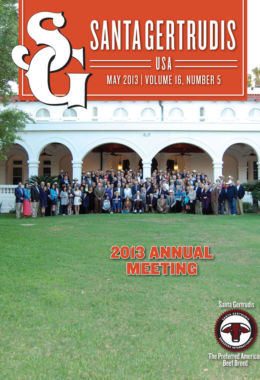May 2013 | Vol 16, No 5